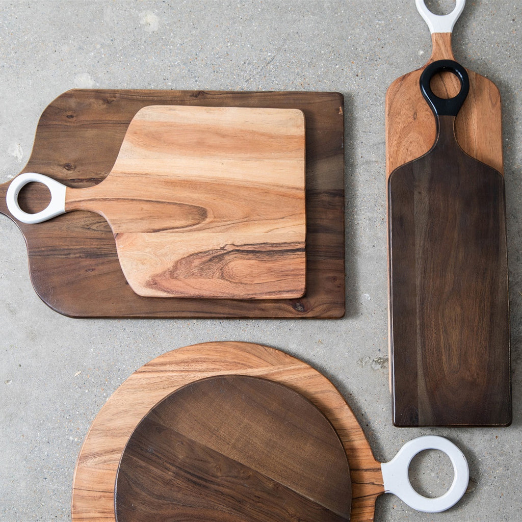Irving Wood Cheese Board