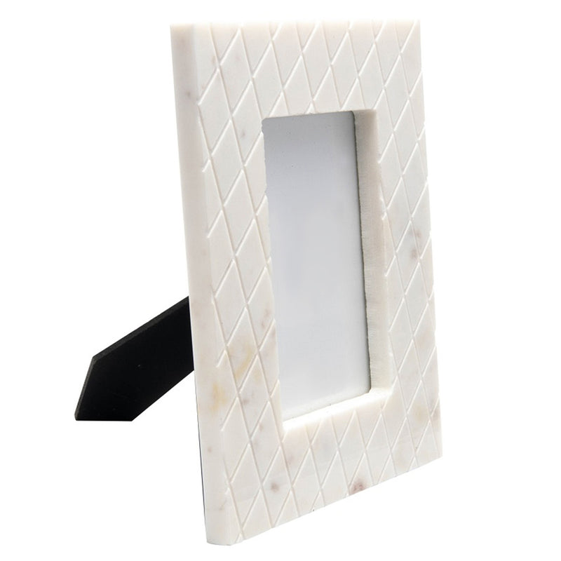 Diamond Marble Picture Frame Set of 2