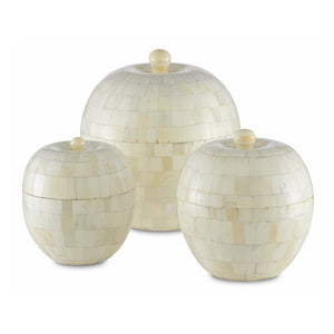 Currey & Co Mughal Round Box Set of 3
