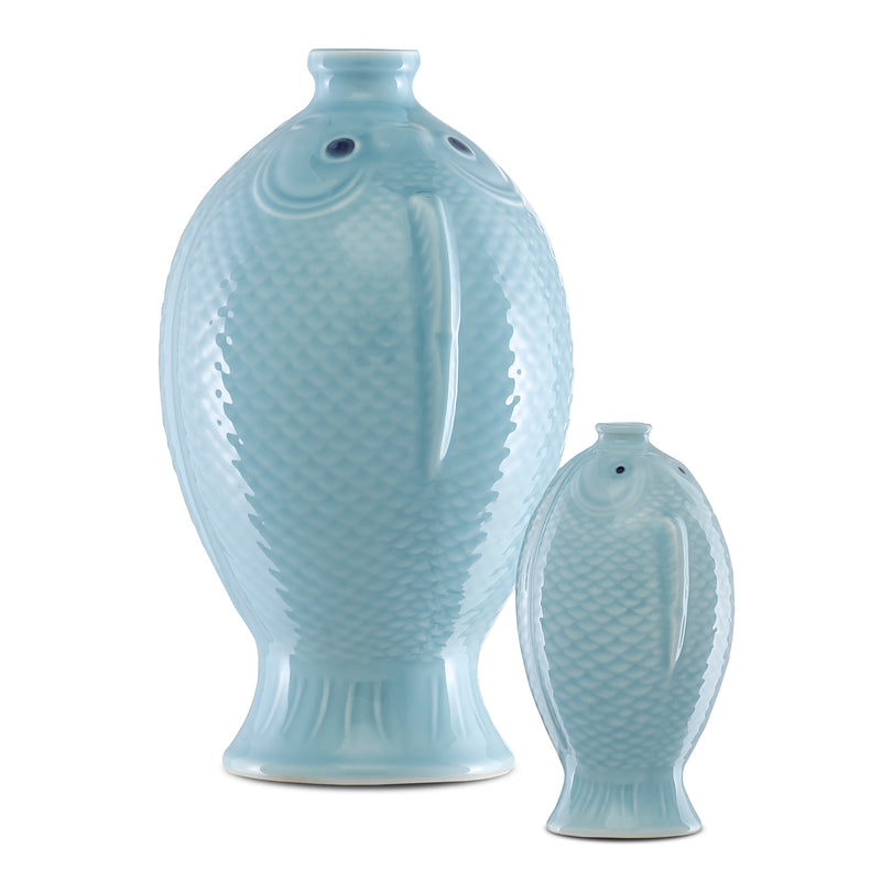 Currey & Co Laguna Vase Set of 2