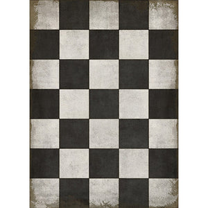 Ingrid Vinyl Floorcloth