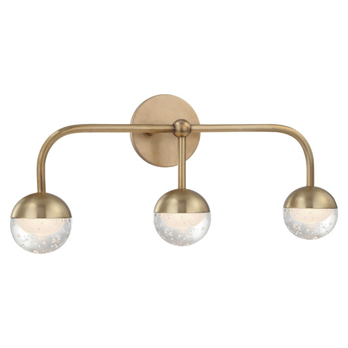 Hudson Valley Boca Bath Vanity Light
