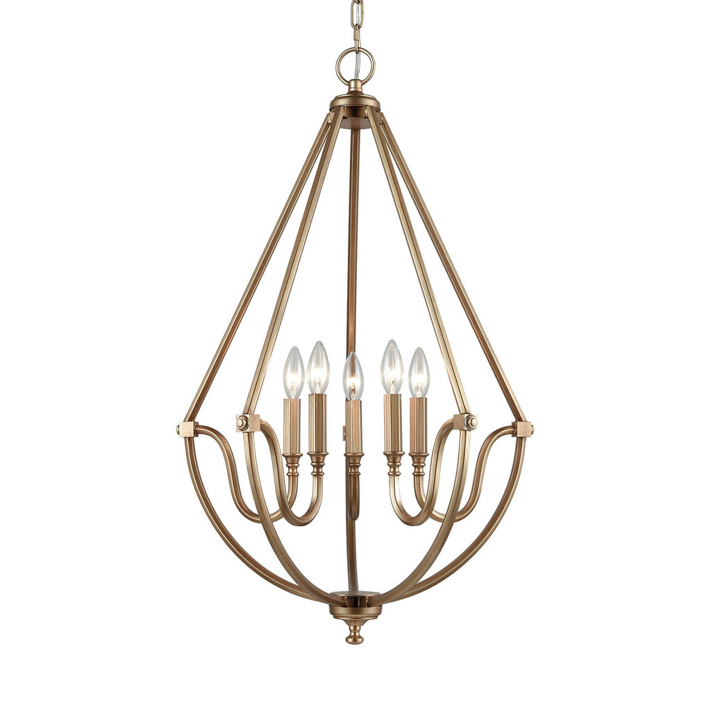 Wilmoth 5-Light Chandelir