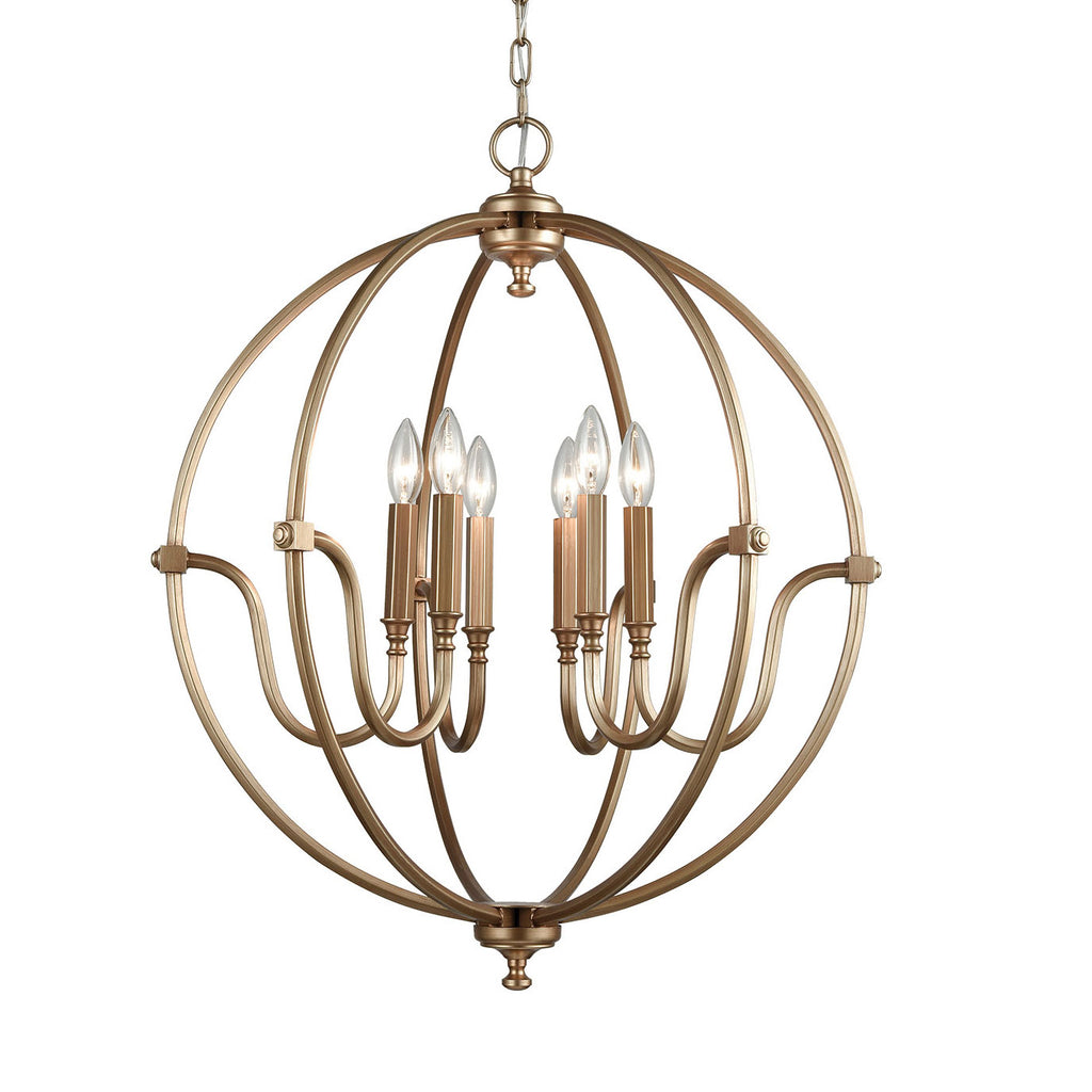 Wilmoth 6-Light Chandelier