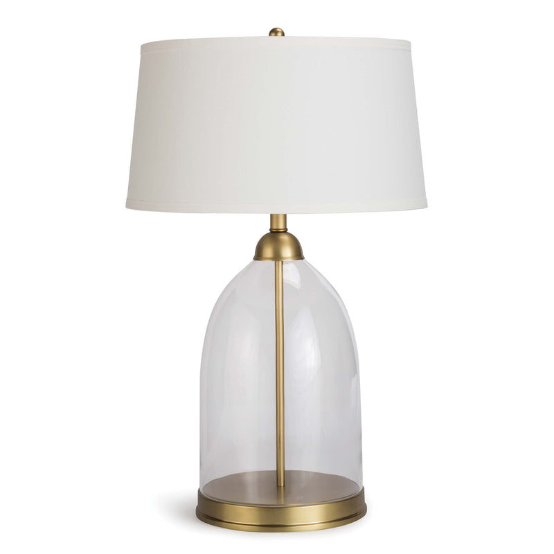Regina Andrew Glass Dome Table Lamp