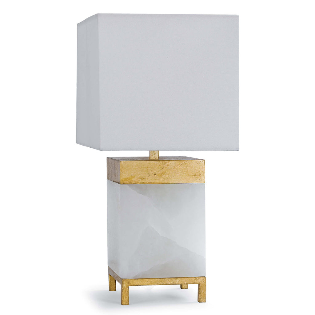 Regina Andrew Jillian Alabaster Table Lamp