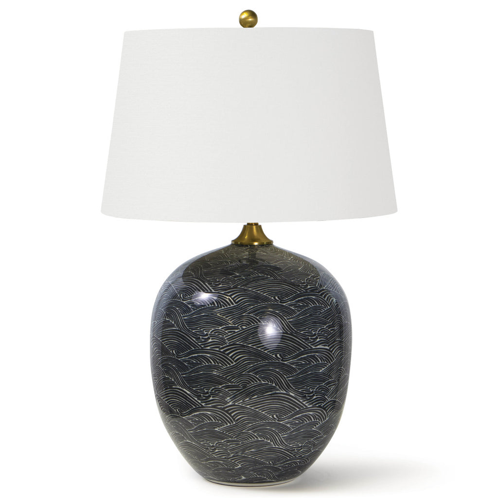 Regina Andrew Harbor Ceramic Table Lamp
