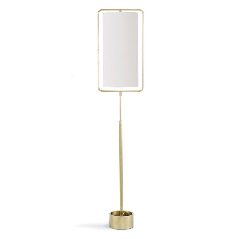 Regina Andrew Geo Rectangle Floor Lamp