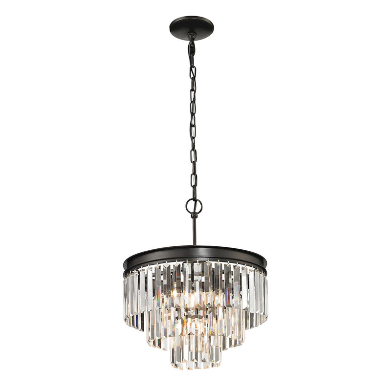 Lindberg 4-Light Pendant