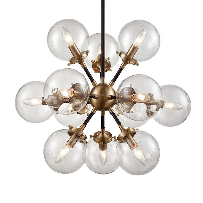 Haskins 12-Light Chandelier