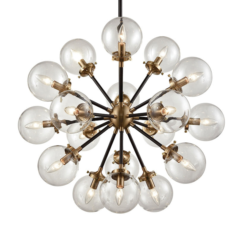 Haskins 18-Light Chandelier