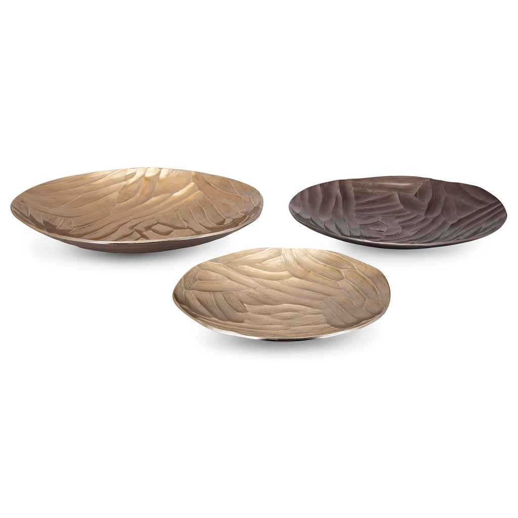 Janus Decorative Tray Set of 3