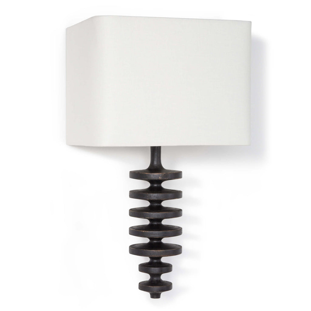 Regina Andrew Fishbone Wall Sconce