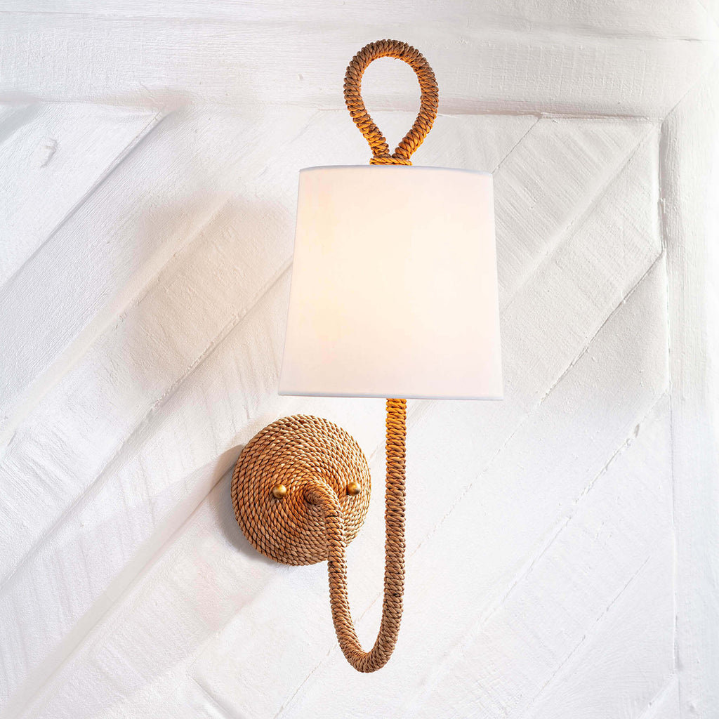 Regina Andrew x Coastal Living Bimini Single Wall Sconce