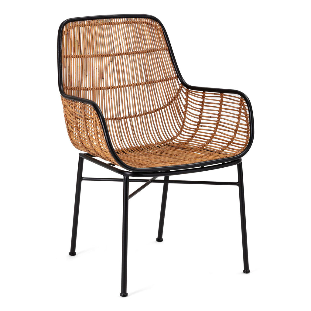 Danalda Wicker Chair