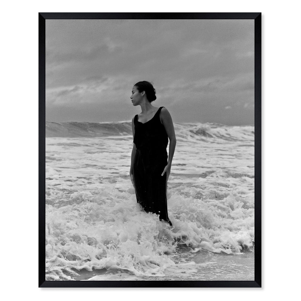 Oliver Gal Soy la Mar Framed Wall Art