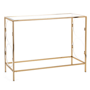 Graff Acrylic Glass Console Table