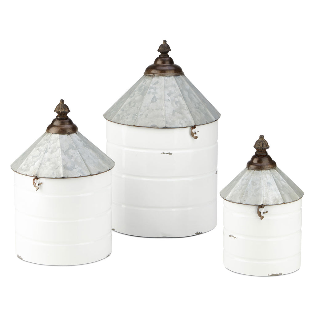 Elfriede Decorative Container Set of 3