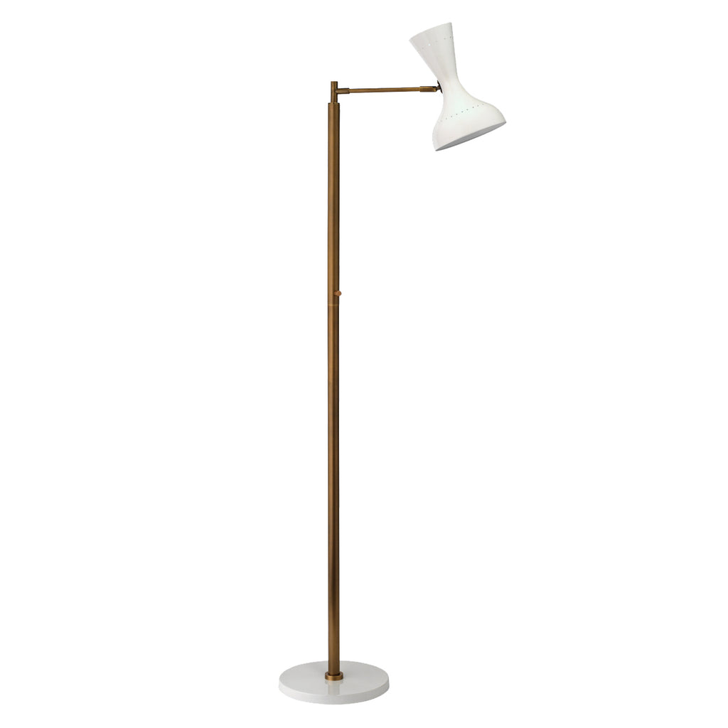 Jamie Young Pisa Swing Arm Floor Lamp