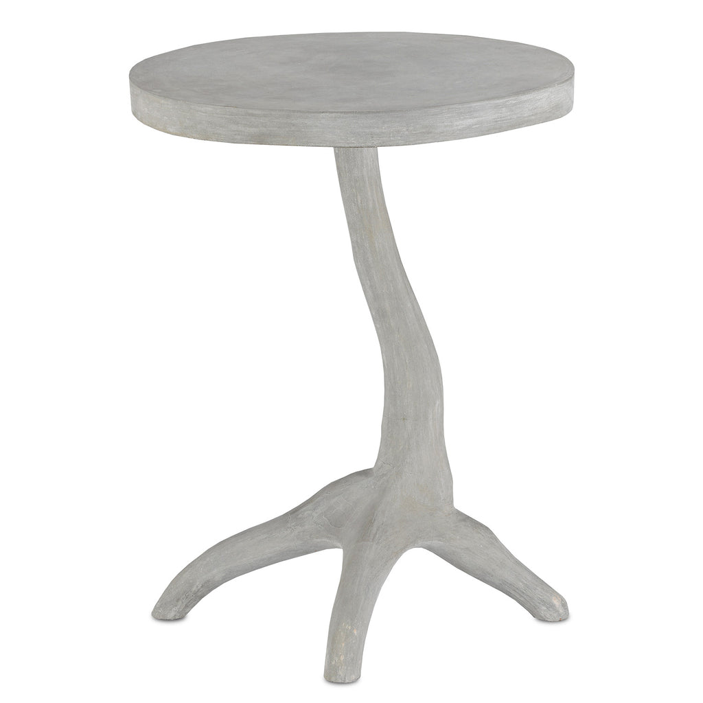 Currey & Co Isko Accent Table