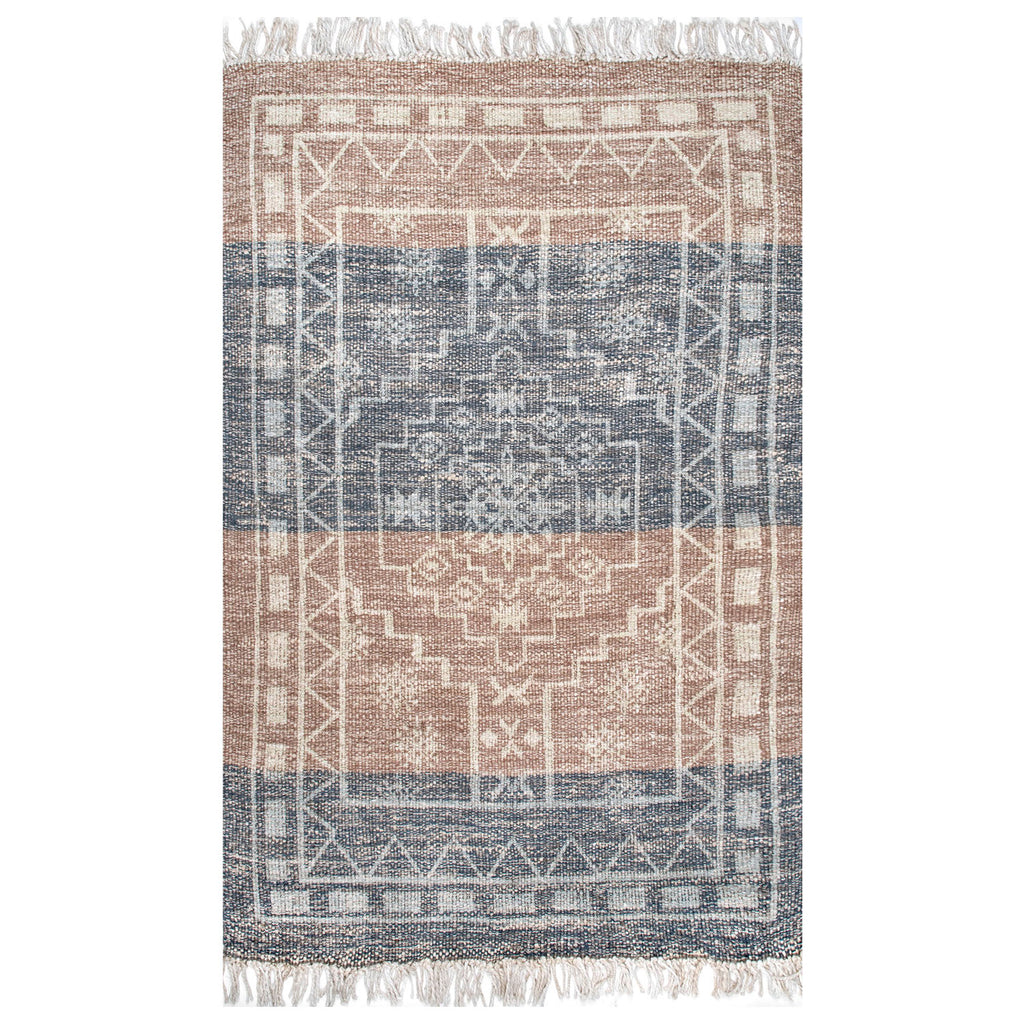 Wolffe Tribal Hand Woven Rug