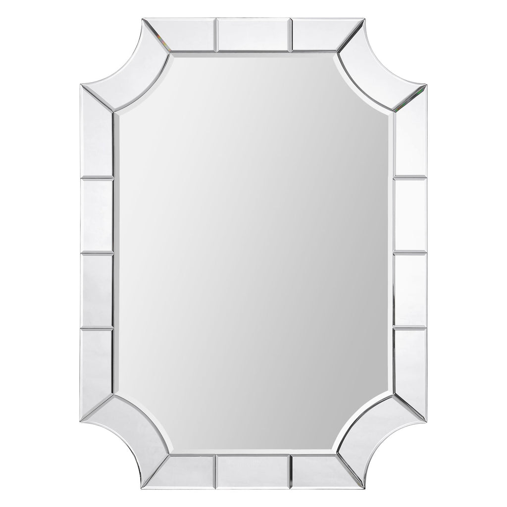 Mirror Image Home Hampton Mirror Framed Wall Mirror