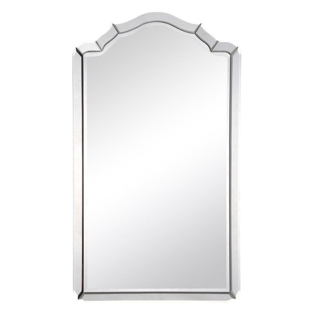 Mirror Image Home Dallas Mirror Framed Wall Mirror