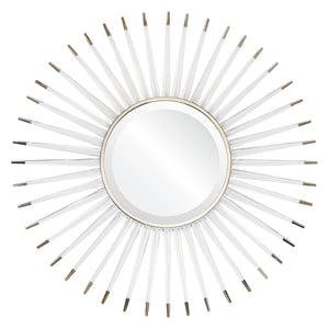 Mirror Image Home Starburst Acrylic Wall Mirror