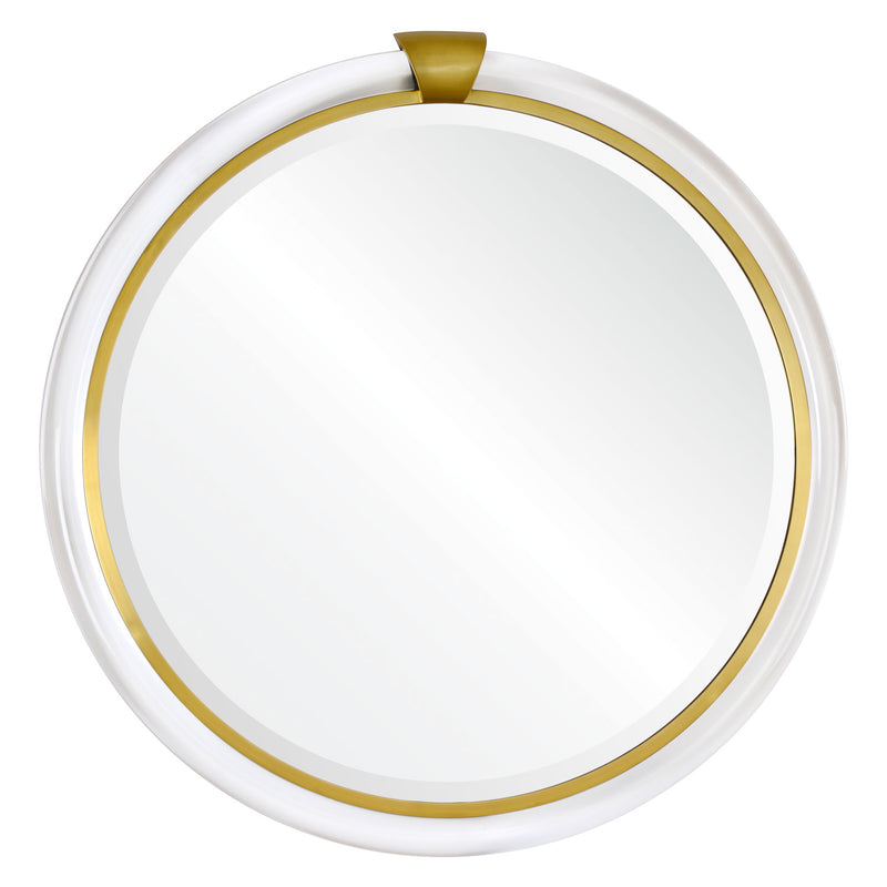 Mirror Image Home Round Acrylic Wall Mirror