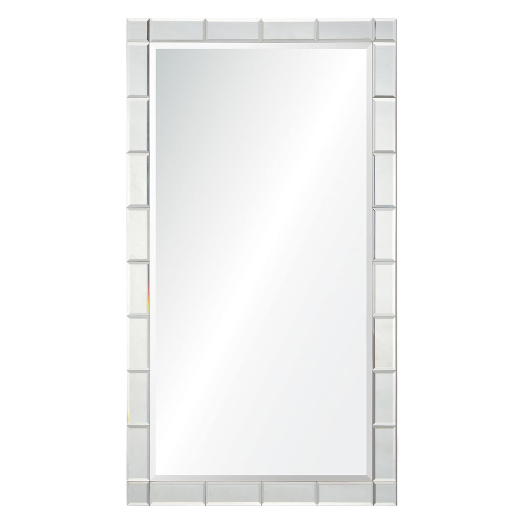 Mirror Image Home Plano Mirror Framed Wall Mirror