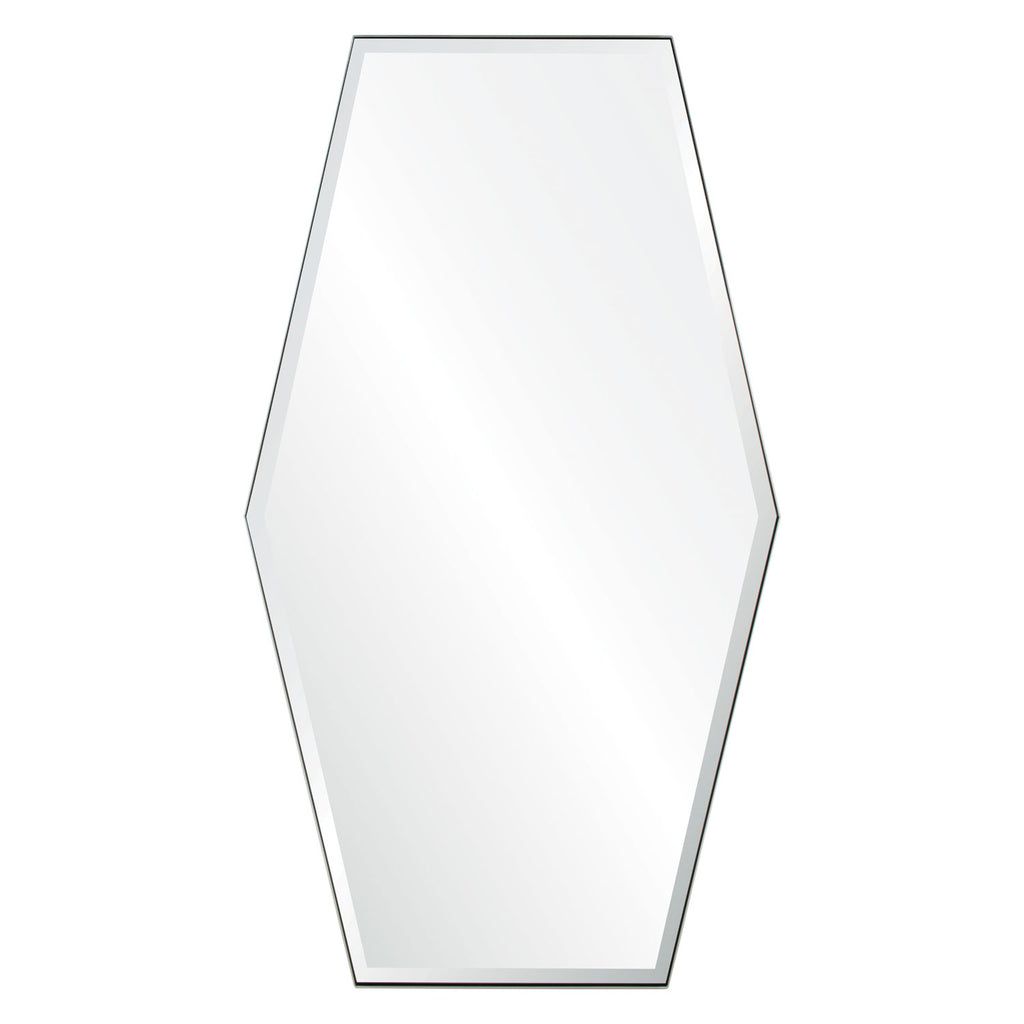 Mirror Image Home Diamond Wall Mirror