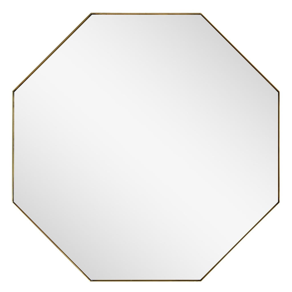 Mirror Image Home Octagon Wall Mirror