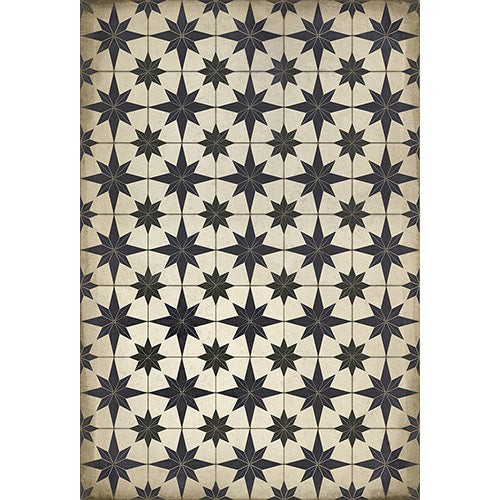 Agnes Vinyl Floorcloth