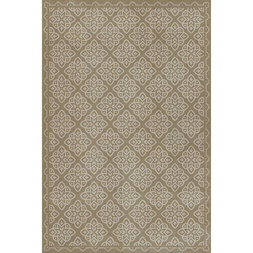Eleanor Vinyl Floorcloth