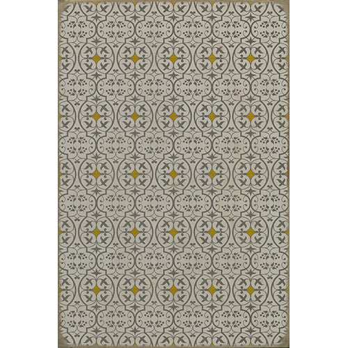 Lizabeth Vinyl Floorcloth