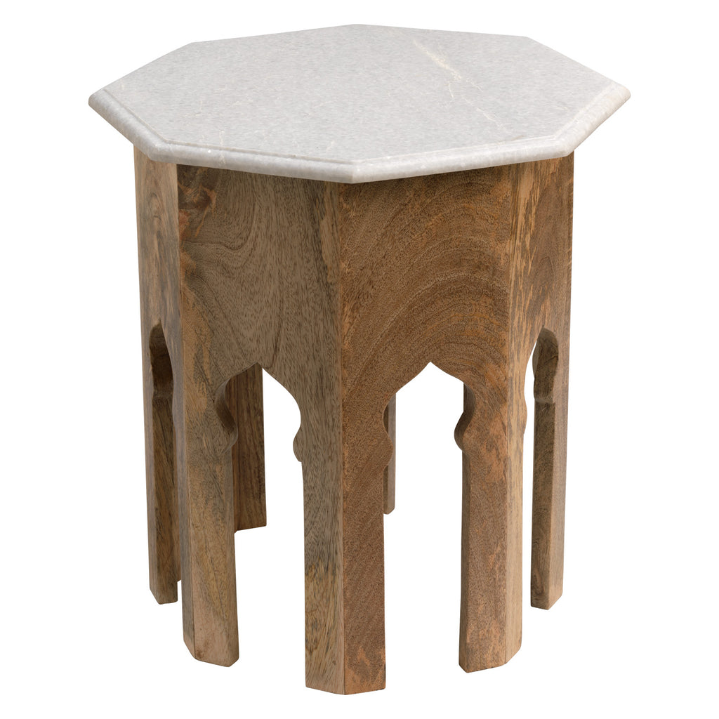 Jamie Young Atlas Side Table