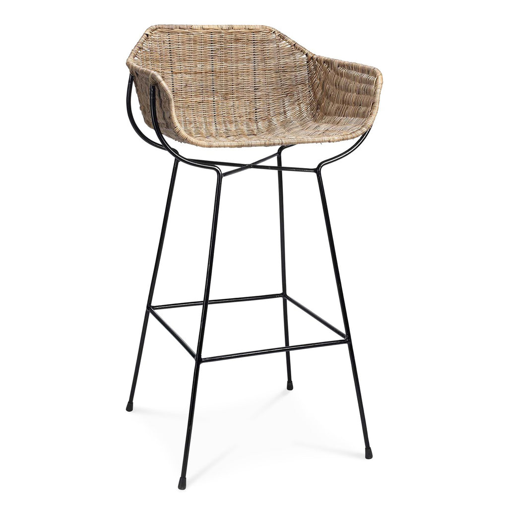 Jamie Young Nusa Bar Stool