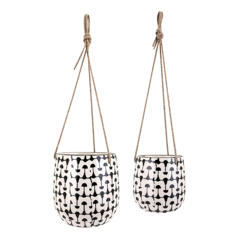 Macey Hanging Planter Set of 2