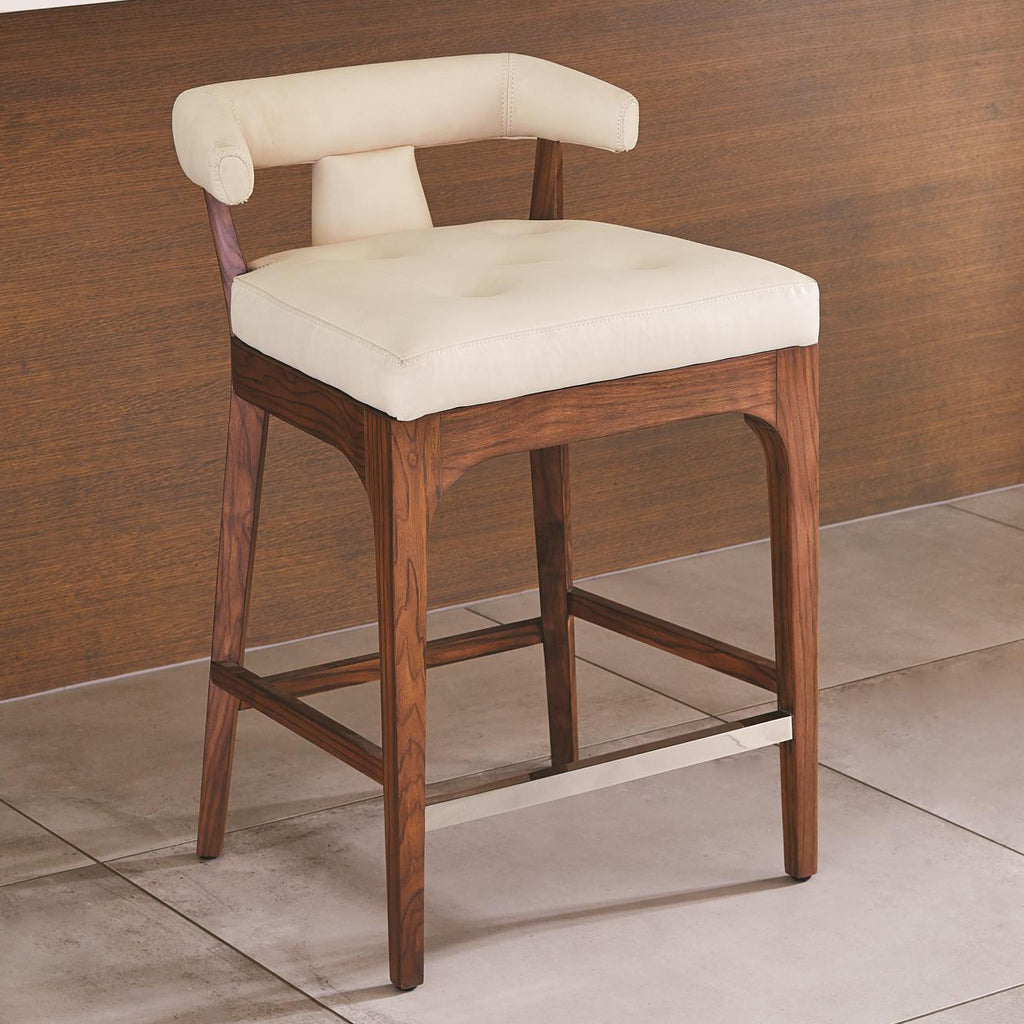 Global Views Moderno Counter Stool