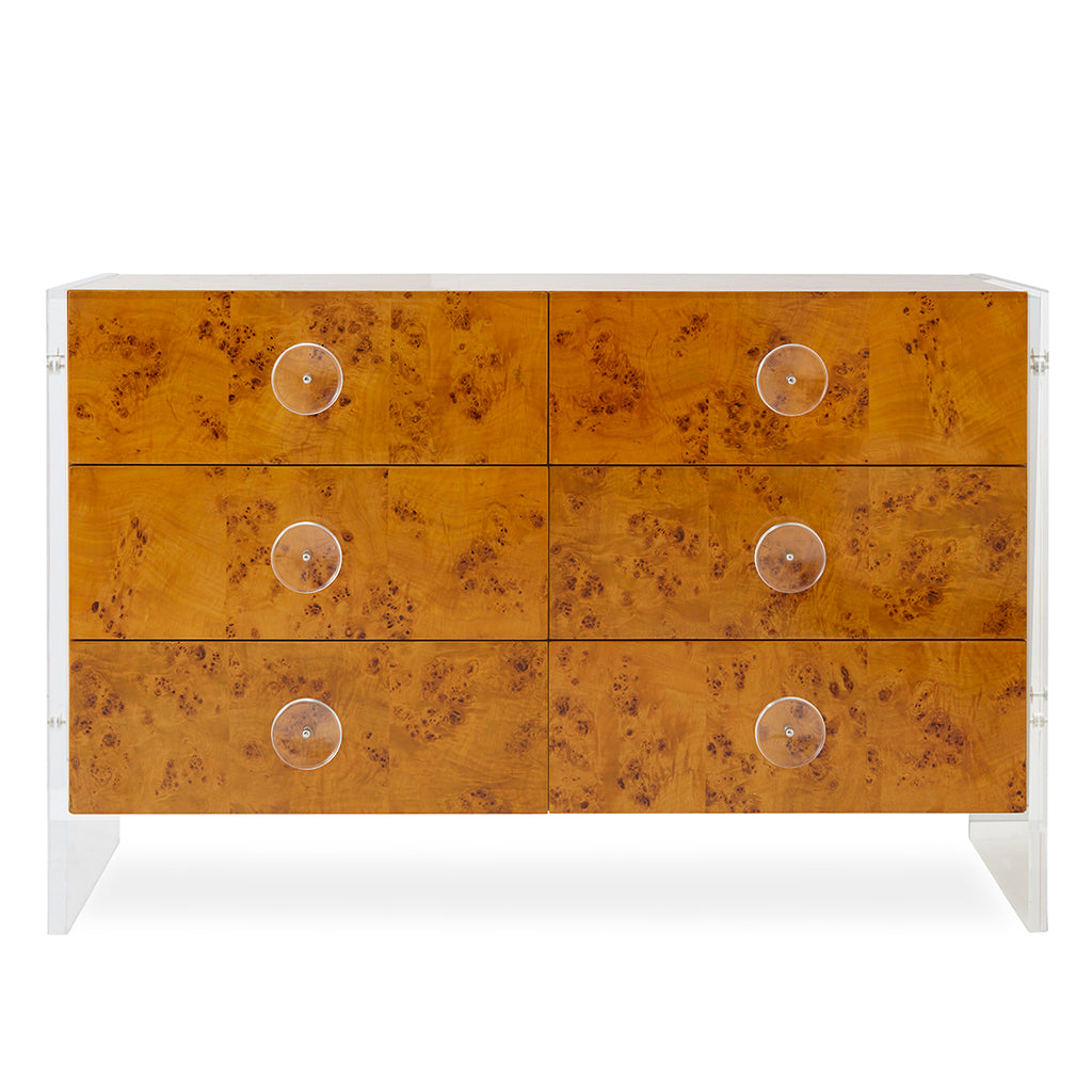 Jonathan Adler Bond Six-Drawer Dresser