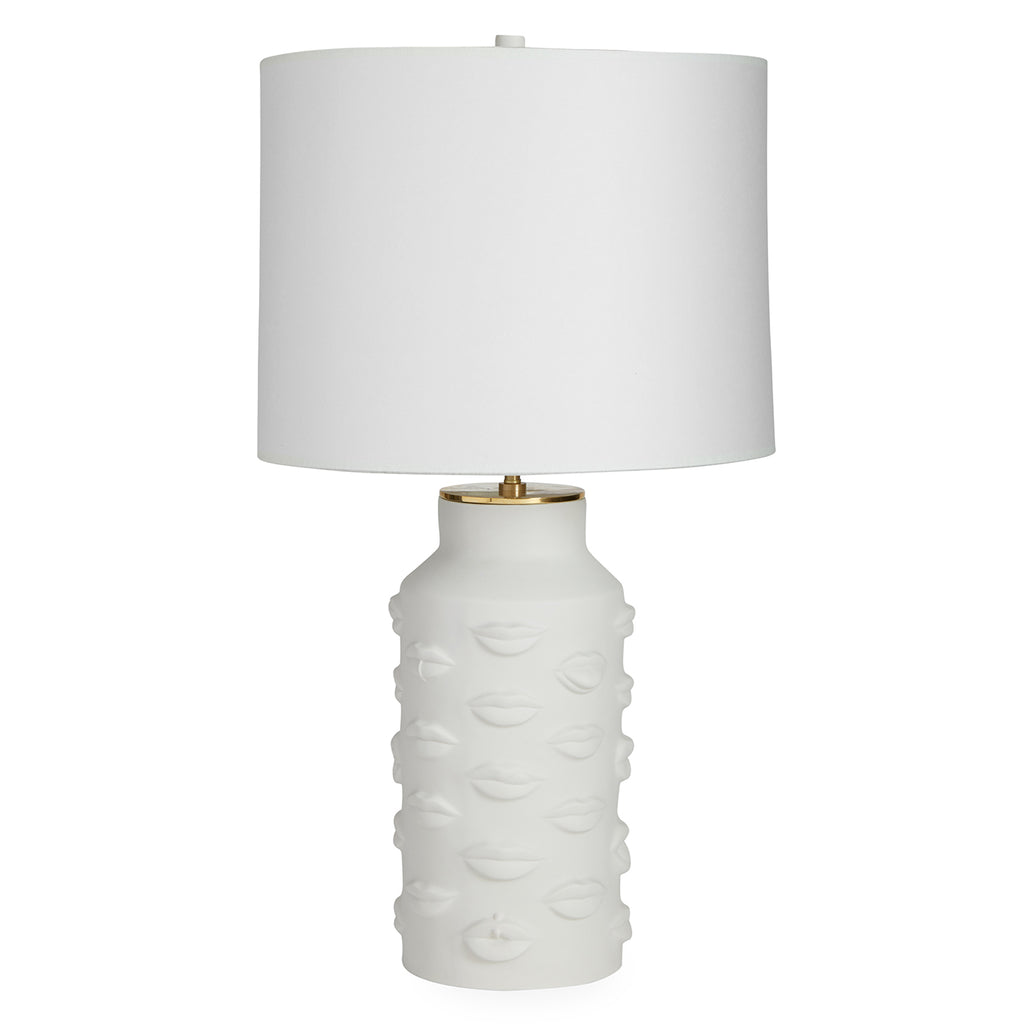 Jonathan Adler Gala Lips Table Lamp