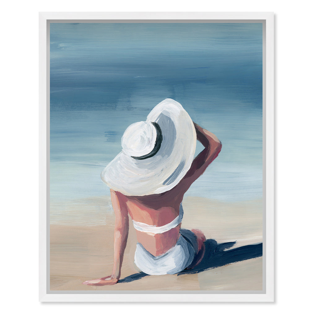 Oliver Gal Sun Kissed Framed Wall Art