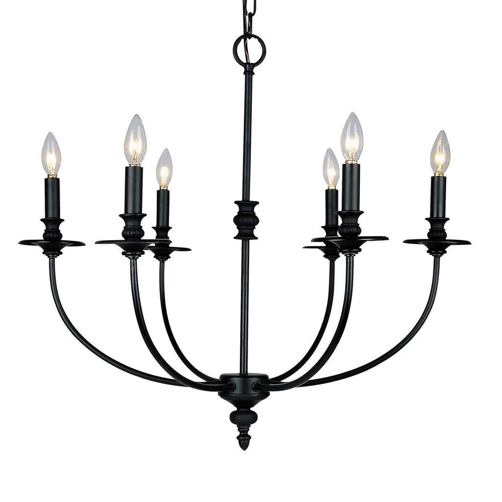 Wayne 3-Light Chandelier