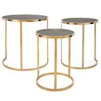 Nuria Nesting Side Table Set of 3