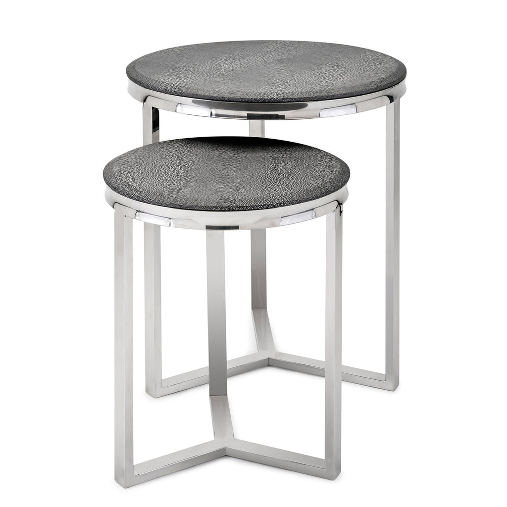 Sabine Accent Table Set of 2
