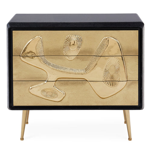 Jonathan Adler Reform Three-Drawer Chest