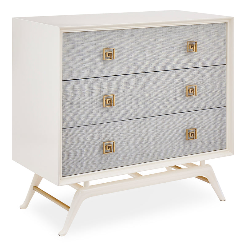 Jonathan Adler Siam Three-Drawer Chest