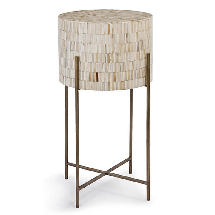 Regina Andrew Bone Drum Table