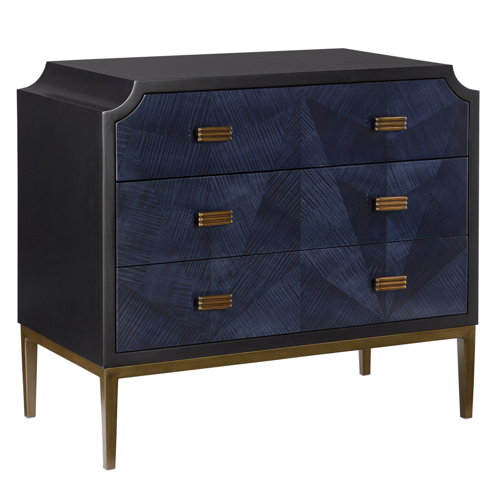Currey & Co Kallista Chest