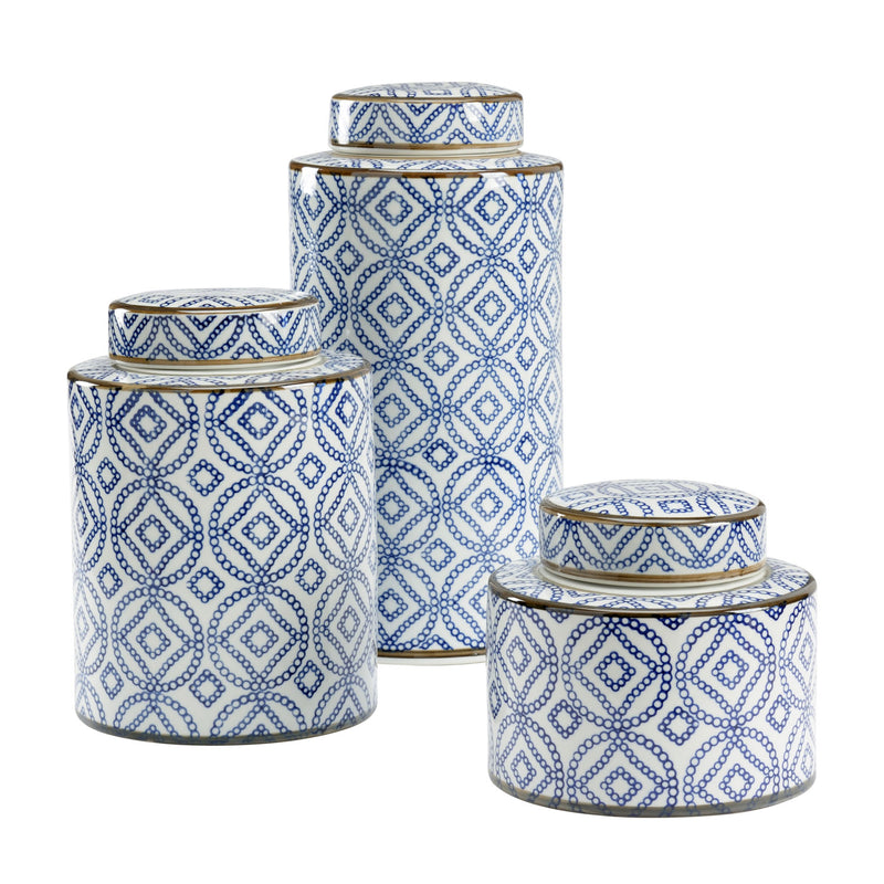 Wildwood Thelma Canister Set of 3